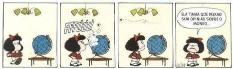 Mafalda... | Engraçadinhos e ou Interessantes | Scoop.it