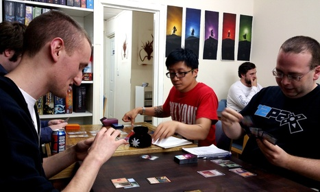 How Magic: the Gathering became a pop-culture hit – and where it goes next | Transmedia: Storytelling for the Digital Age | Scoop.it