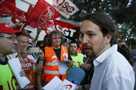 Španělská radikální levice míří k historickému úspěchu. Pomoci má katalog jako z IKEA   Pirátský svět   Scoop.it
