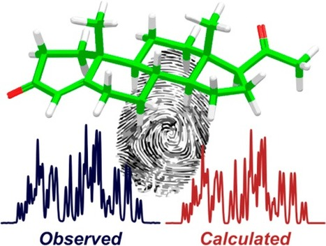 Proton Fingerprints Portray Molecular Structures: Enhanced Description of the 1H NMR Spectra of Small Molecules | NMR | Scoop.it