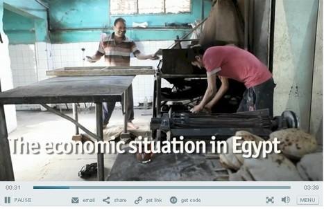 Fixing Egypt's economy -Time to break bread (Video - The Economist) | Égypt-actus | Scoop.it