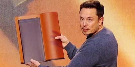 Tuiles photovoltaïques : la nouveauté de Tesla qui va faire du bruit - | Strikto, le blog qui conseille les bâtisseurs pour construire sa maison | Scoop.it