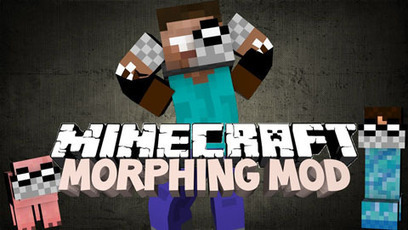 Morphing Mod 1.7.10 (2016) | My Pin | Scoop.it