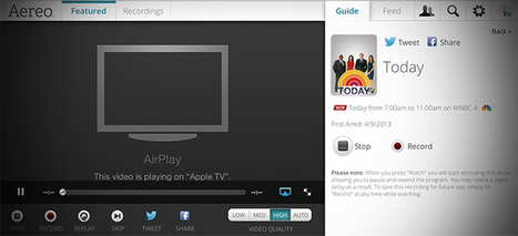 Why I Need Aereo TV — And You Do, Too [Review] | ReadWrite | Public Relations & Social Media Insight | Scoop.it
