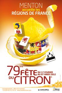 La Fête du Citron® / Grands évènements / La 79ème fête du Citron à Menton accueille les régions de France   Voyages et Gastronomie depuis la Bretagne vers d'autres terroirs   Scoop.it