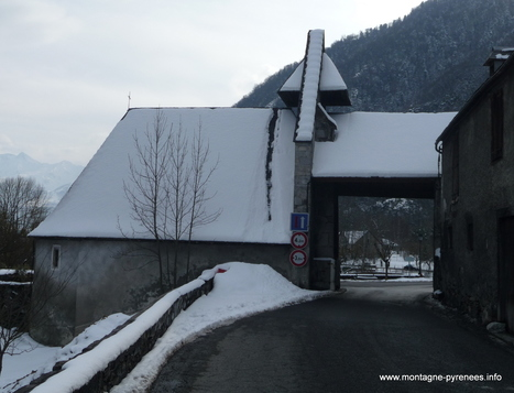 Pene-Tailhade garde la neige sur sa face nord ... | Vallée d'Aure - Pyrénées | Scoop.it