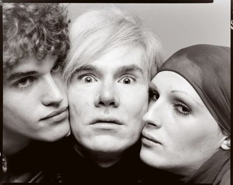 Nokia Connects | Folk of genius: The 5 strangest habits of Andy Warhol | Living on the edge. | Scoop.it