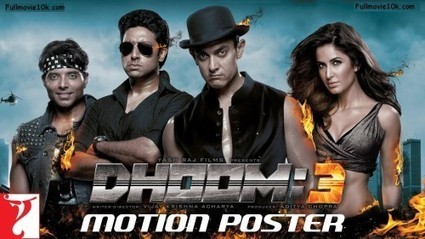Dhoom 3 (2013) | Watch Online Full Movie | Download full version Pc and Android game | Scoop.it