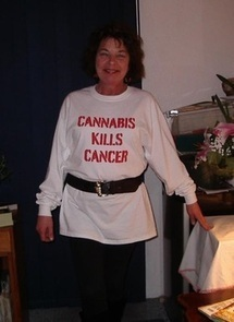 New Study Finds Cannabinoids Can Kill Gastric Cancers Cells | Marijuana Legalization | Scoop.it