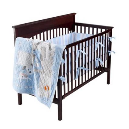 Bộ quây cũi cho bé - Bộ quây cũi trẻ em cao cấp | Giường tầng trẻ em 3 tầng Acme Furniture | Scoop.it