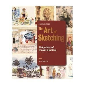The art of sketching : THE VIRTUAL BOOKSTOR SPEACILIZED IN DESIGN, CREATIVE AND COLLECTING BOOK | Carnet de voyage et de reportage intermédia | Scoop.it