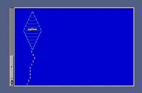python anim ascii kite : self (menn) : Free Download & Streaming : Internet Archive | ASCII Art | Scoop.it