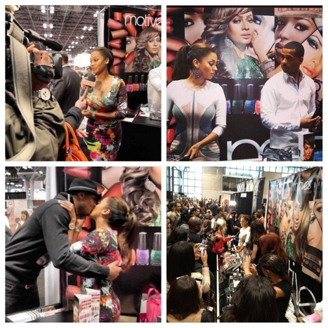 Lala Takes Over International Beauty Show | Market America Blog | The Beauty Brigade's - Beauty Scoop! | Scoop.it