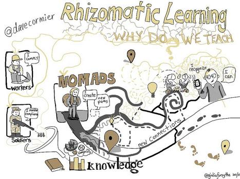 Rhizomatic Learning: Why do we teach? | Flickr - Photo Sharing! | Rhizomatic Learning | Scoop.it