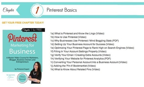 12 Steps to Drive More Traffic to Your Pinterest Page   Pinterest   Scoop.it