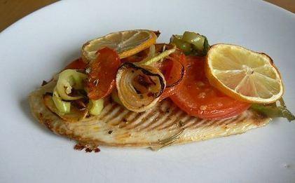 Sebzeli Balık Tarifi |Pratik yemek tarifleri, resimli pratik yemek tarifleri ,oktay usta, kolay yemek tarifleri | Yemektarifleri | Scoop.it