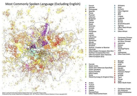 What does the 2011 Census tell us about diversity of languages in England and ... - The Guardian (blog) | EL ESPAÑOL DE AMERICA | Scoop.it
