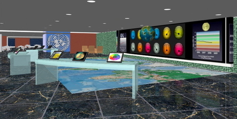 Earth Dashboard | Y-Worlds | Scoop.it