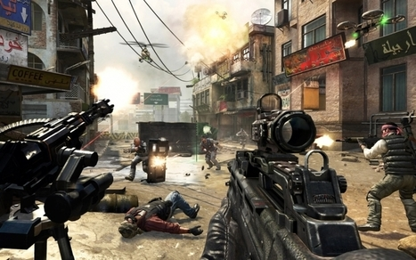 The PA Report - Competitive Call of Duty is exploding, thanks to cash and tech push from Activision | Comic Books, Video Games, Cartoons | Scoop.it