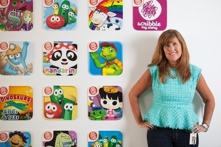 Fingerprint talks the future of edutainment and educational games for children | Digital Play | Scoop.it
