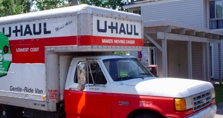Latest U-Haul Index Shows Californians Leaving for Texas | MN News Hound | Scoop.it