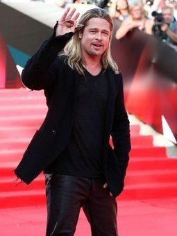 Brad Pitt est en France pour préparer son mariage   C'est notre jour - L'actu du mariage   Scoop.it