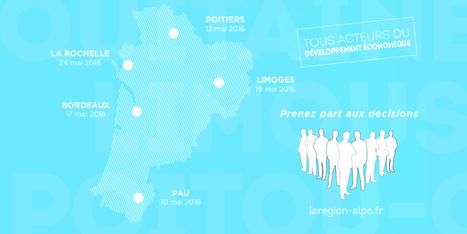 Quelles orientations pour l'économie régionale ? | ALPC Numérique | Scoop.it