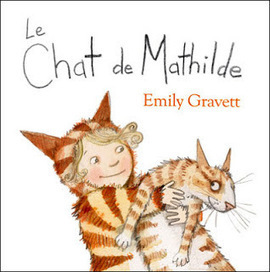 Le Chat de Mathilde | Littérature jeunesse, roman album et autres | Scoop.it