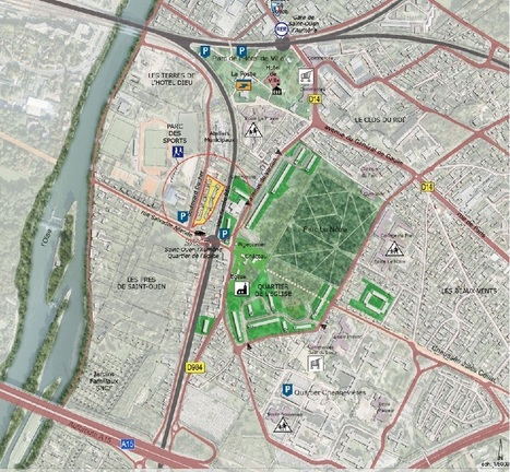 90 appartements sur pilotis dans le Val d'Oise | Développement Durable et Urbanisme | Scoop.it
