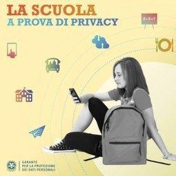 A scuola di privacy: il vademecum del garante contro le violazioni nelle aule   App, social, internet bambini e ragazzi   Scoop.it