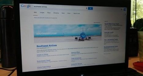 Nuevos banners de Google reducirían al mínimo los resultados de una búsqueda | Conversion Marketing (English) | Scoop.it