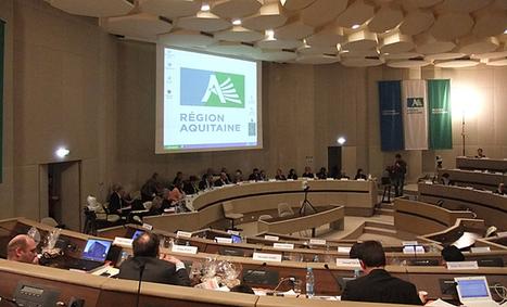 Conseil régional d'Aquitaine: social, économie et environnement, une plénière axée sur le durable | BIENVENUE EN AQUITAINE | Scoop.it