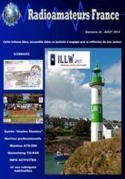 Bulletin RAF N°32 Radioamateurs France est en ligne! | radioamateurs  news | Scoop.it