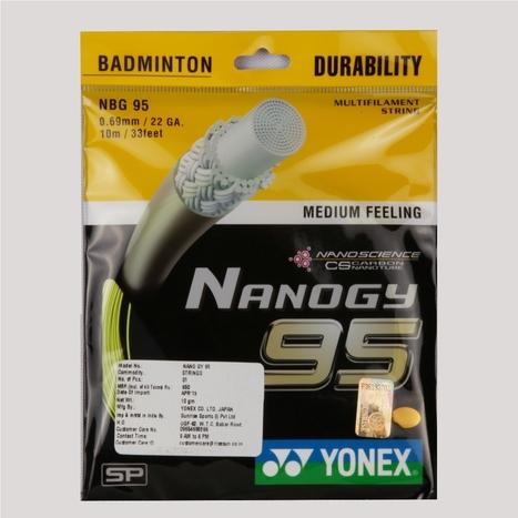 Yonex Strings, Yonex String Kit, Yonex Stringing Machine - Sports365 | Yonex Rackets | Scoop.it