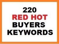 BUYER KEYWORDS List: 220 Red Hot Keywords With Buyer Intent. | Open Mind & Open Heart | Scoop.it
