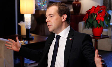 Medvedev: Assad's chances of retaining power in Syria are shrinking | SAMENA | Scoop.it
