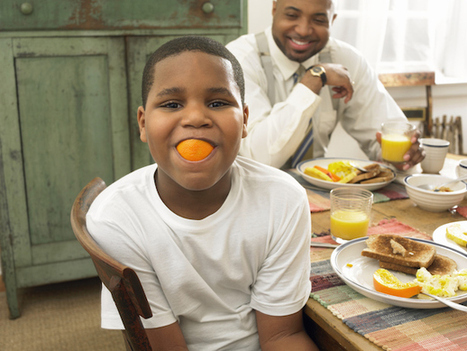 20 Ways to Get Your Family On Board with Healthy Eating | Positive Lifestyle | Scoop.it