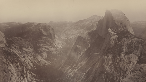 Yosemite est un parc national grâce à ces photos de Carleton Watkins | The Blog's Revue by OlivierSC | Scoop.it