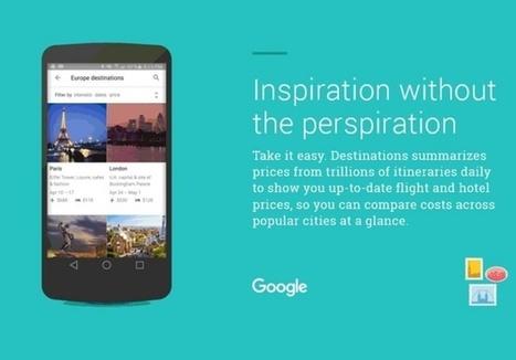Comment Google veut-il se rendre indispensable aux voyageurs ? | Tourisme et numérique | Scoop.it