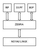 TP sur le routage statique avec Zebra   Cours Informatique   Scoop.it