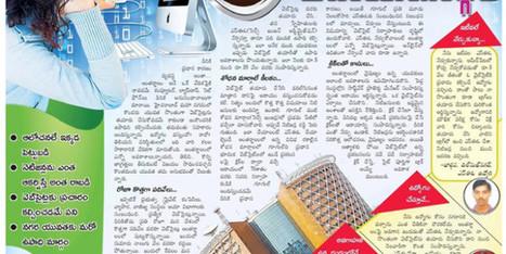 Google Adsense in News Paper Telugu-bestseotraining.in | bestseotraining.in | best seo training | Scoop.it