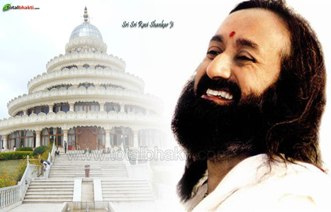 religious wallpaper, Hindu wallpaper, Sri Sri Ravi Shankar Ji Wallpapers, Download wallpaper, Spiritual wallpaper - Totalbhakti Preview | totalbhakti | Scoop.it