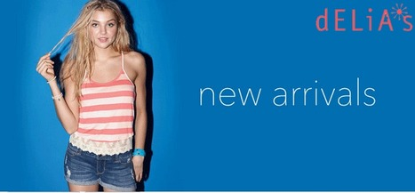 Delias coupons 20% | Fashion Trends | Scoop.it