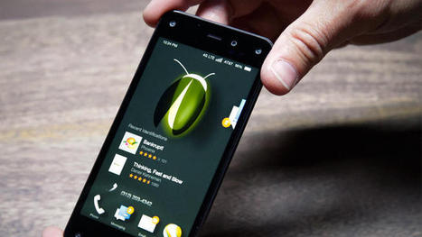 "Amazon launches new smartphone. The ""Fire phone"" will be within our reach starting with July 