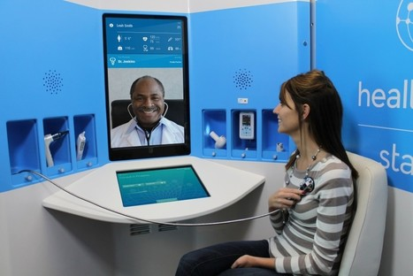From Healthcare Industry To Connected Health And HealthIT | Gamificacion en Salud | Scoop.it