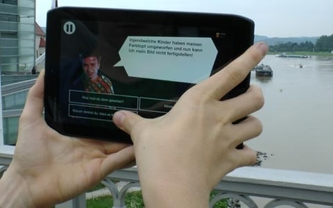 Augmented Reality Game Design mit Jugendlichen | Medienbildung : create+learn! | Scoop.it