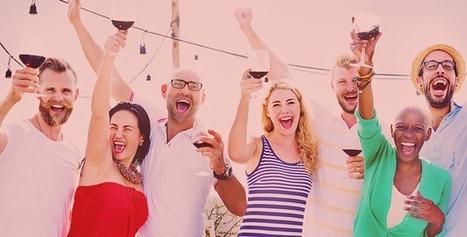 VinoTeam, le site qui révolutionne l'achat de vin entre amis | Vin 2.0 | Scoop.it