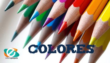 Fichas para aprender y repasar los colores en Educación Infantil | Recull diari | Scoop.it