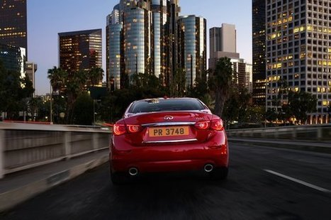 Vynovené Infiniti Q50 dostalo šesťvalec s výkonom 298 kW | Doprava a technológie | Scoop.it