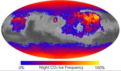 Frosty cold nights year-round on Mars may stir dust   Mineralogy, Geochemistry, Mineral Surfaces & Nanogeoscience   Scoop.it